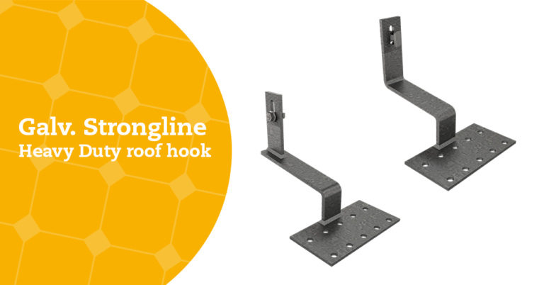 Image New product: the Strongline heavy duty roof hook
