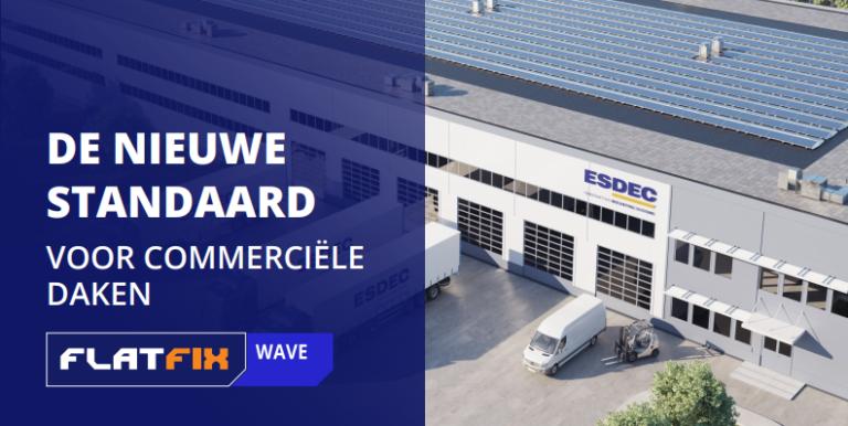 Image Esdec lanceert nieuwe standaard voor commerciële daken gefaseerd in Europa
