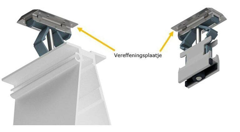 Image Vooraankondiging Van Der Valk: Paneelklemmen worden uitgebreid met extra component