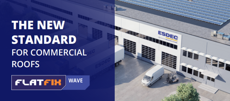 Image Esdec launces new standard for commercial roofs phased in Europe