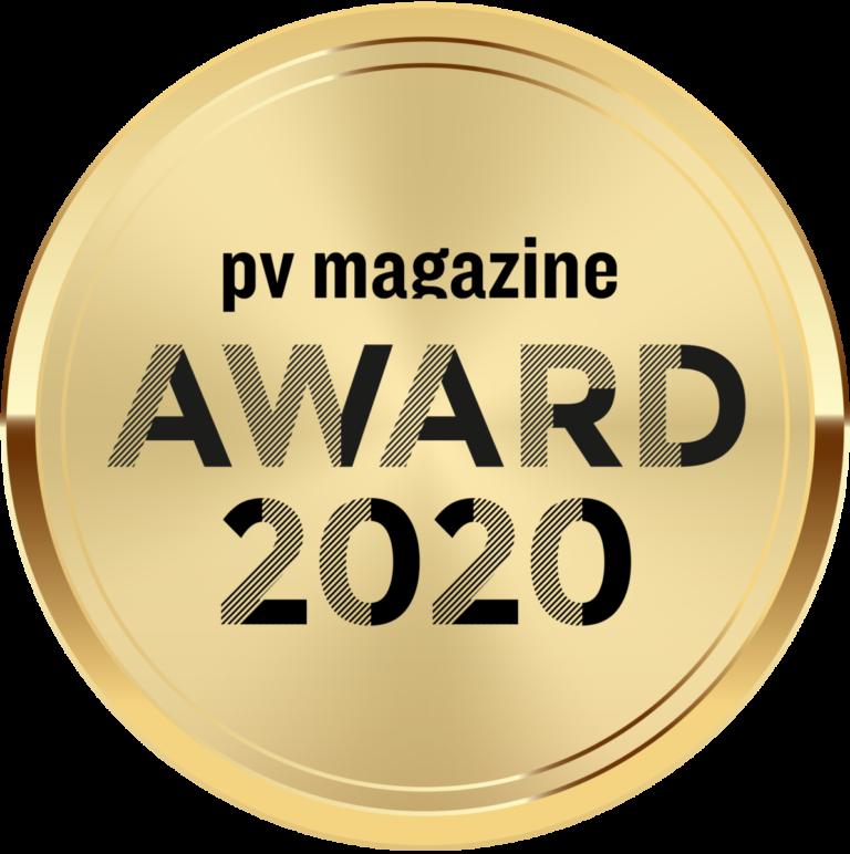 Image PV Magazine award winners 2020