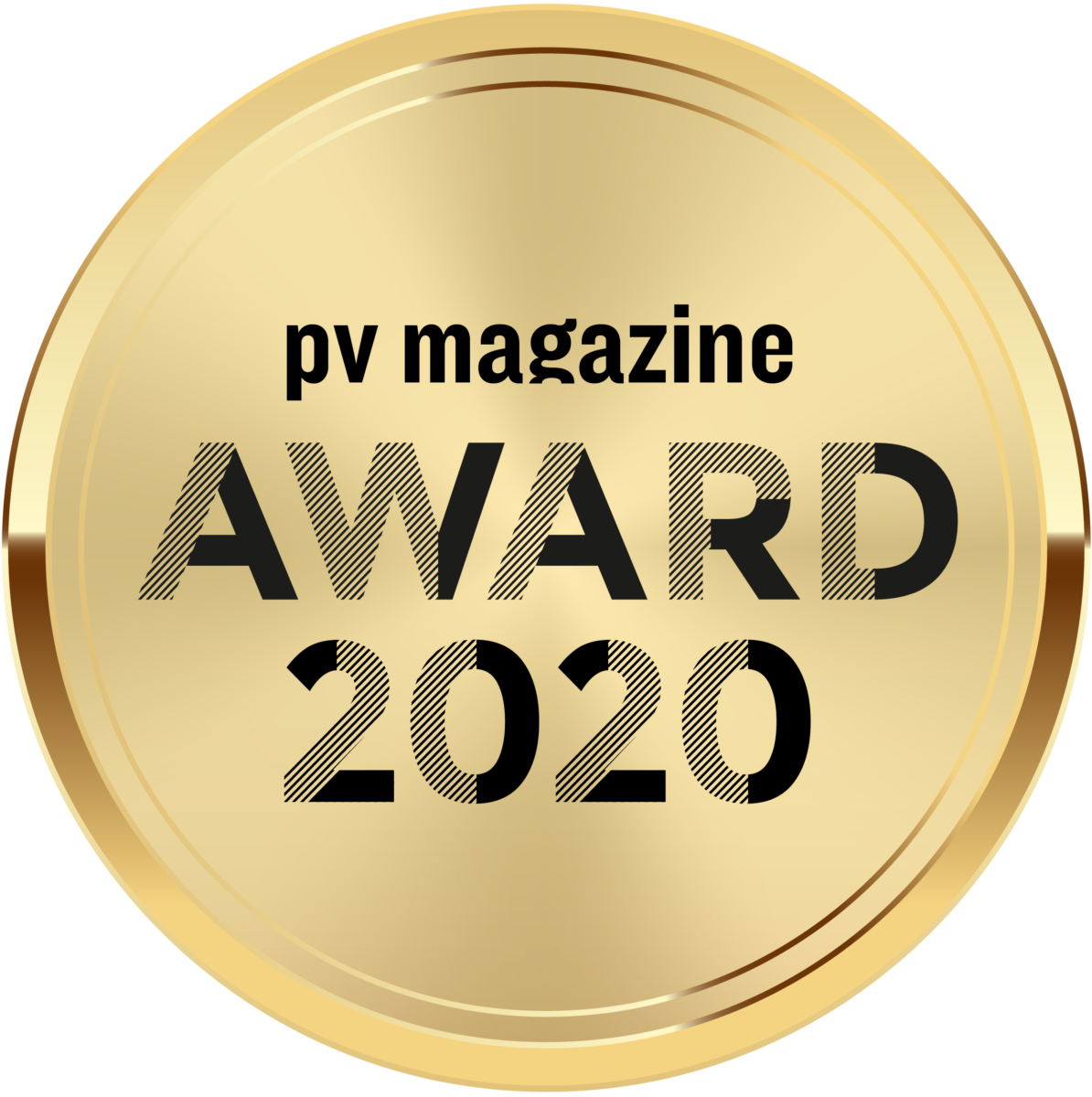 Image PV Magazine award winnaars 2020