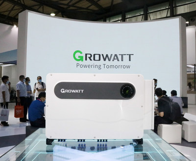 Image Growatt introduces MAX100-125KTL3-X LV at SNEC 2021