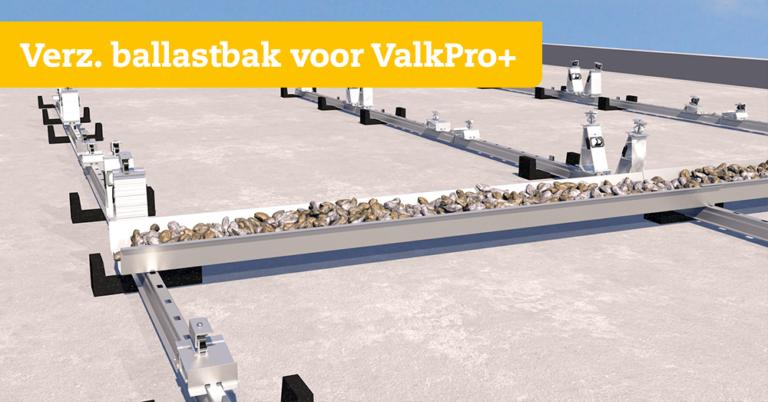 Image Introduction ValkPro+ ballast trays
