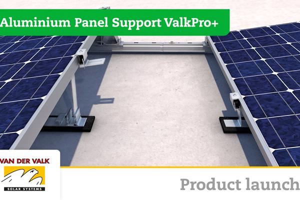 Image Aluminum Panel Support ValkPro+